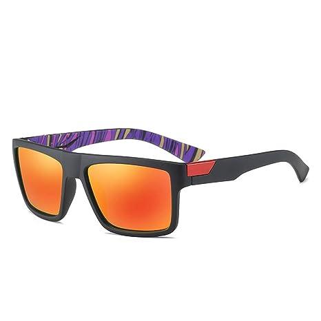 Gafas de Sol polarizadas Lágrima Gafas de Sol para Hombre ...