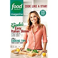 1-Year (10 Issues) of Food Network Magazine Subscription
