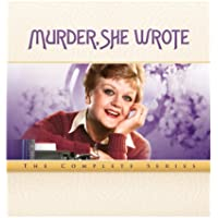 Murder, She Wrote The Complete Series DVD