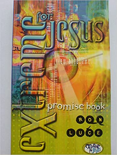Extreme for Jesus Promise Book