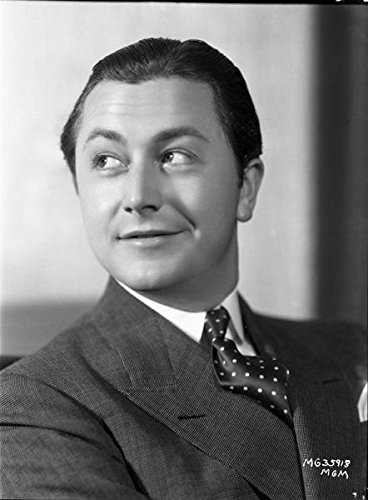 - Robert Young By Clarence Sinclair Bull Original MGM 1934 Studio B/W Negative