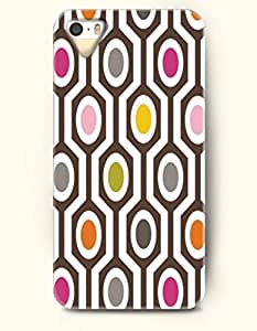 SevenArc Phone Skin Apple iPhone case for iPhone 5 5s ( 5C EXCLUDED ) -- Modern Geometry D??cor by icecream design