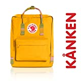 Straight backs are happy backs. Kanken was launched in 1978 to spare the backs of school children. Back problems had begun to appear in increasingly younger age groups and shoulder bags were popular. Kanken has many simple, clear functions. The backp...