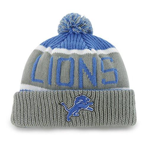 Detroit Lions Gray Cuff