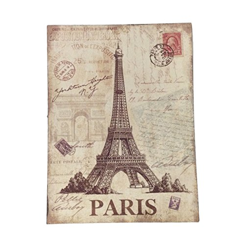 Paris Eiffel Tower Magnet Board Magnets Not Included (Paris Memo Board)