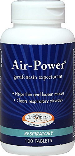 Enzymatic Therapy - Air-Power - 100 ct Tablet by Enzymatic