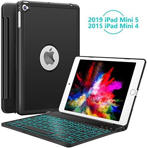 iPad Mini Keyboard Backlit Aluminum product image