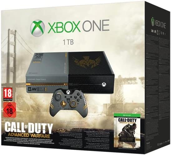 Microsoft Xbox One + Call of Duty: Advanced Warfare - juegos de PC ...