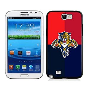 Victor Sports NHL Florida Panthers Samsung Galaxy Note 2 Case for Sports Fans-Chritmas Gift, Samsung Galaxy Note 2 Hard Cover