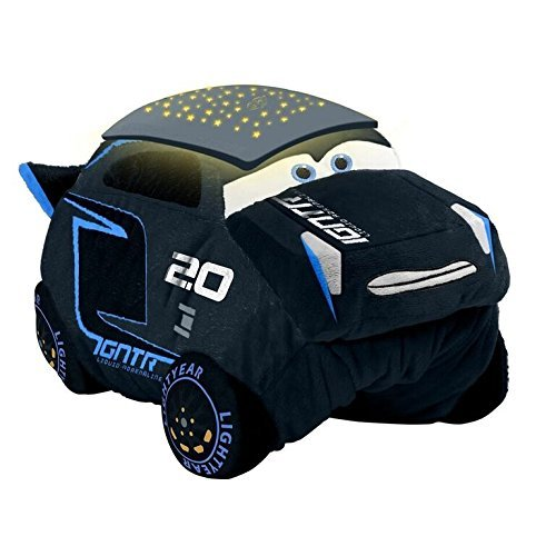 Disney Pixar Cars Pillow Pets - Cars 3 Jackson Storm Drea...