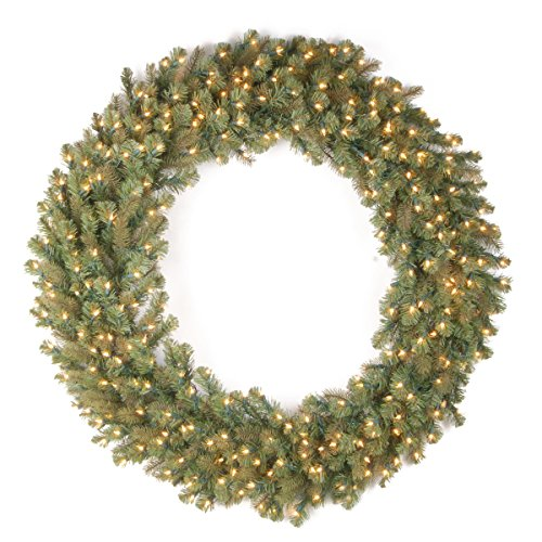 led wreath outdoor - 9