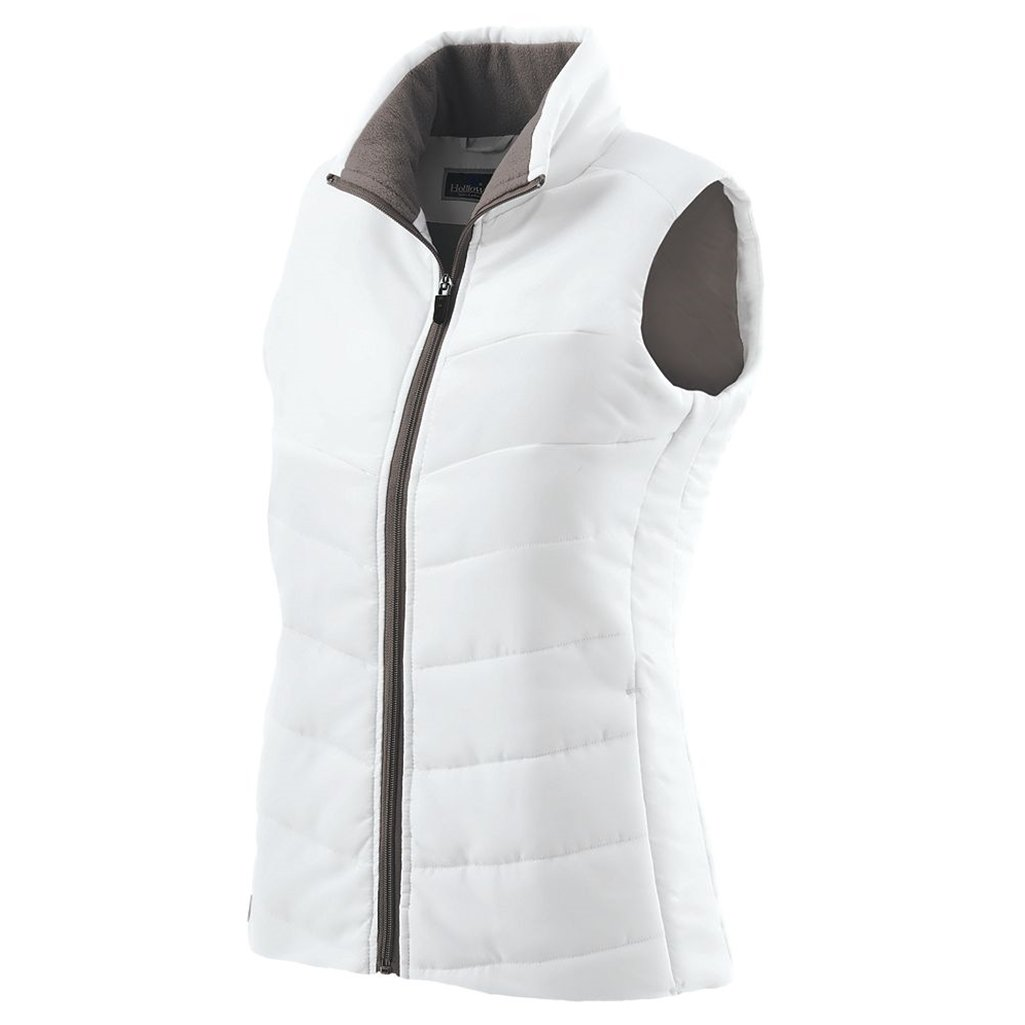 Holloway Ladies Admire Lightweight Vest (XX-Large, White) by Holloway