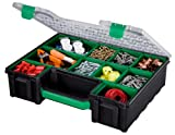 Stack-On DCOG-10 Deluxe Deep Cup Parts Storage Organizer with 10 Removable Cups