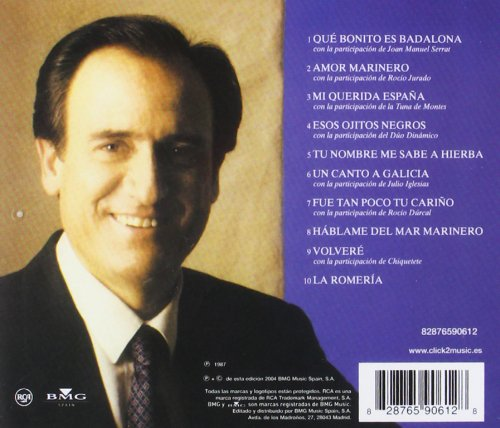 Manolo Escobar Suspiros De Espana Music