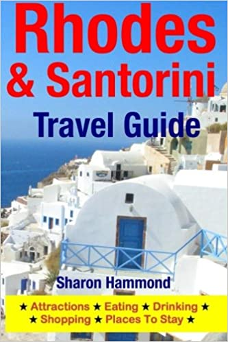 \NEW\ Rhodes & Santorini Travel Guide: Attractions, Eating, Drinking, Shopping & Places To Stay. curso deadly abstract Board Sprayer