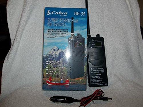 Cobra HH 35 way Portable Radio