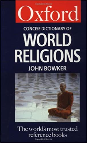 Amazon the concise oxford dictionary of world religions the concise oxford dictionary of world religions oxford quick reference fandeluxe Image collections