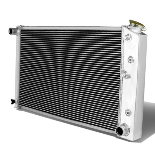 For Buick Century Full Aluminum 3-Row Racing Radiator - El Camino Radiator Auto Car