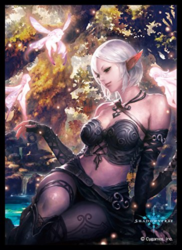 Shadowverse Ancient Elf Card Game Character Sleeves Collection MT332