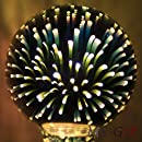 X Data 3D Star Led G95 E27 Voltage:110-230V AC Retro Filament / 4w Edison Bulb Light Holiday Christmas Decoration Bar Glass LED Lamp Lamparas Bombillas