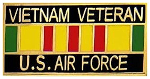 (Vietnam Vet USAF Small Pin)