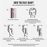 Ray-Ban Men's RB2027 Predator 2 Rectangular