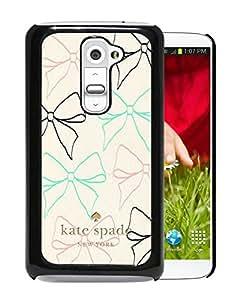 Kate Spade Cover Case For LG G2 Black Phone Case 75