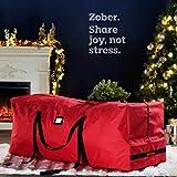 ZOBER Rolling Large Christmas Tree Storage Bag