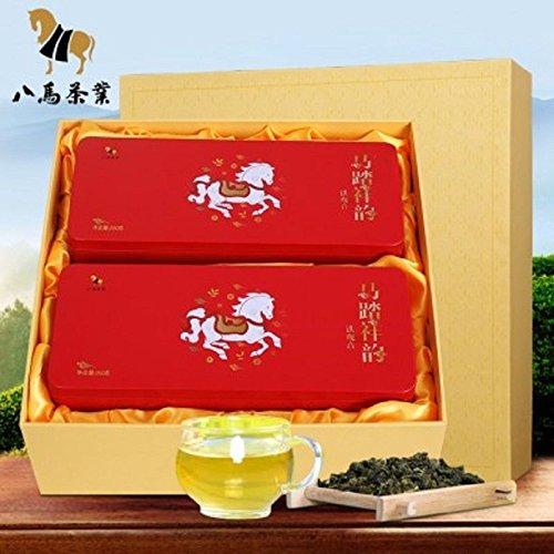 Bama tea Qing xiang Tikuanyin tea Anxi Tieguanyin tea 252g2八马茶业 铁观音安溪高山茶叶 by Yichang Yaxian Food LTD.