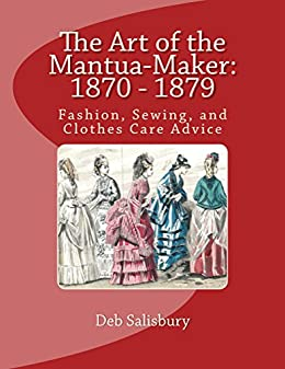 Art Mantua Maker Fashion Victorian Dressmaking ebook product image