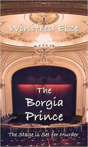Free audio books to download to mp3 players The Borgia Prince by Winifred Elze (Italian Edition) PDF RTF DJVU