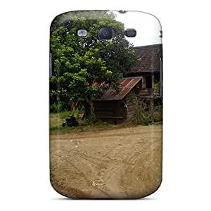 Excellent Galaxy S3 Case Tpu Cover Back Skin Protector My House South Sumatera