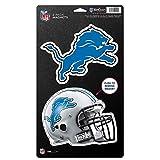 """NFL Detroit Lions WCR19094014 Magnets (2 Pack), 5"""" x 9"""""""