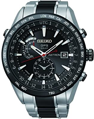 Seiko Watches Men's Watches SAST015G