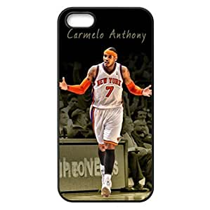 Wishing Newly Designed iPhone 5/5s TPU Case with New York Knicks Carmelo Anthony Image for Fans-by Allthingsbasketball