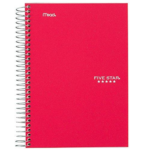 Bestselling Subject Notebooks