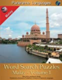 Parleremo Languages Word Search Puzzles Malay - Volume 1 (Malay Edition)