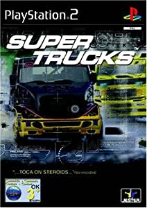 Super Trucks for PlayStation 2