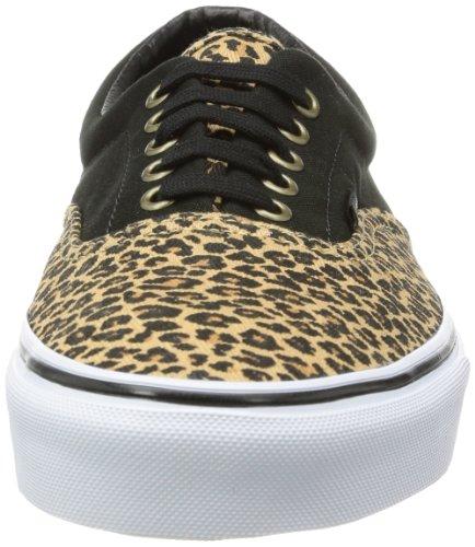 Baskets U Mixte Adulte leopard Vans herringbone Era Mode Marron qExaIIBdw