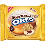 JELLY DONUT OREOS (LIMITED EDITION ) ( 10.7 OZ.) ( ONE PACK )