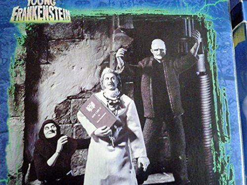 (Young Frankenstein Complete Set 12 Inch Limited Edition Figures By Sideshow Collectibles)