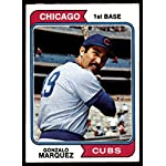 1974 Made in Venezuela Stickers (Baseball) Card# 156 Gonzalo ...
