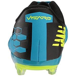 New Balance Men's Visaro 2.0 Control FG Soccer Shoe, Maldives/Hi Lite, 7 D US
