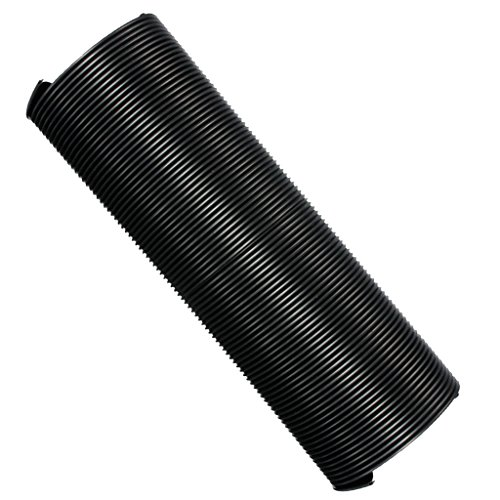 MagiDeal Car Air Filter 75mm Cold Air Intake Hose Ducting Feed Pipe Flexible Black: