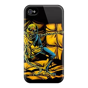 Iphone 6plus DyI11732uADf Provide Private Custom Trendy Iron Maiden Pom Pattern Shockproof Hard Cell-phone Cases -EricHowe
