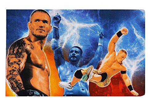 WWE Reversible Pillowcase - Wrestling Champions