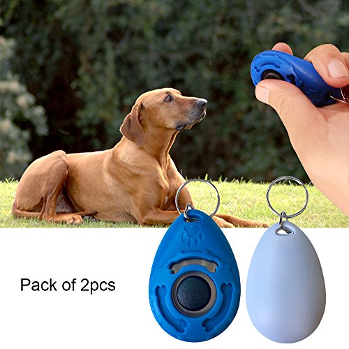 Dog Clicker Training Clickers Button