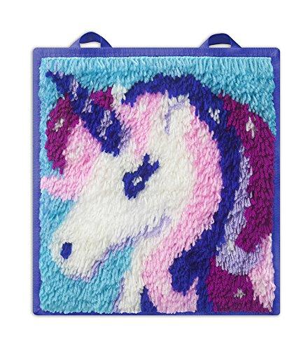 Kahootz Latch Kits Unicorn Mini Rug Sewing Kit Buy