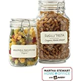 """Martha Stewart Home Office with Avery Textured Labels Eggshell Classic 1-5/8"""" x 3-3/4"""" 18-Pack"""
