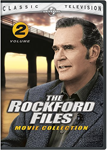 The Rockford Files: Movie Collection - Volume 2 (Tv Movies Dvd)
